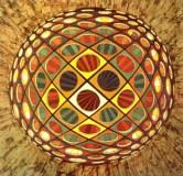 Hologramm / Mosaik Batik