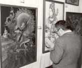 Reporter und Ausstellung