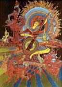 Alles ist Klang / Traditionelle Künstler Motive