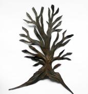 Entstehung eines Baumes - abspalten der Hauptäste aus einem Rohling