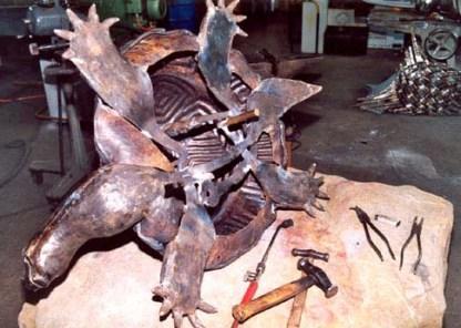 Bronze Skulptur ProbstArt (1)