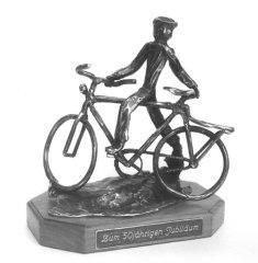 Der Fahrrad Liebhaber