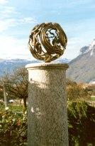 Garten Skulptur