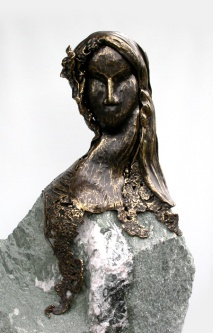 Die archaische Frau - Nicht sehen, nicht hören, nicht sprechen