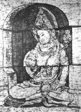 Tempel Skulptur