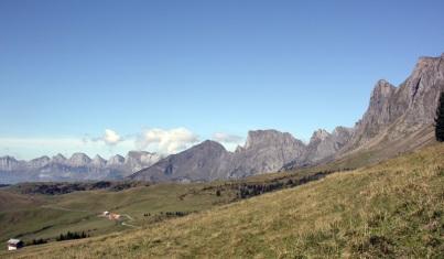 Alpen-Idylle