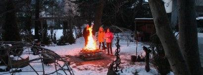 Schwitzhütten im Winter (4)